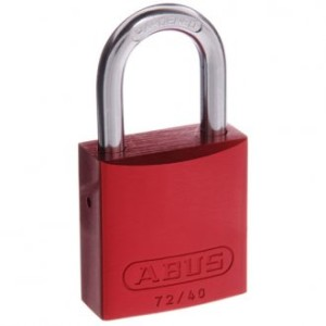 Abus Red 003 Fire Brigade